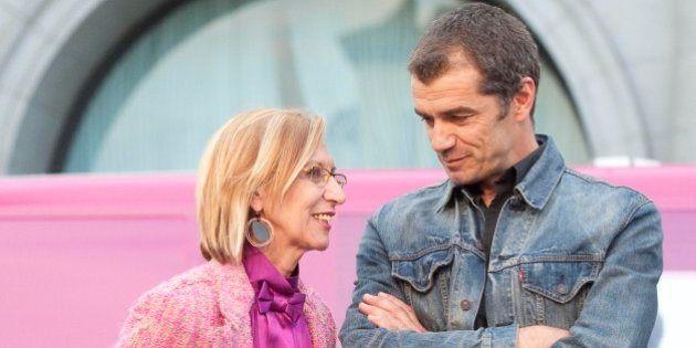 Rosa Díez no dimite y Toni Cantó le pide