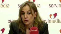 Tania Sánchez, sobre su ruptura con Pablo Iglesias: