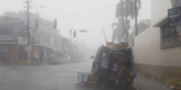 Irma deja una senda de destrucción en Antillas