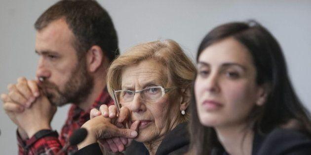 Si gana Ahora Madrid, el alcalde cobrará 51.601 euros menos y sólo tendrá un asesor de