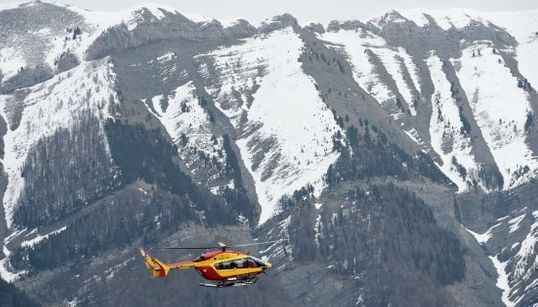 Accidente de Germanwings: fotos de la