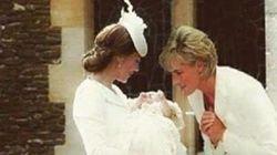 Crea con Photoshop una foto de Diana de Gales en el bautizo de su nieta la princesa