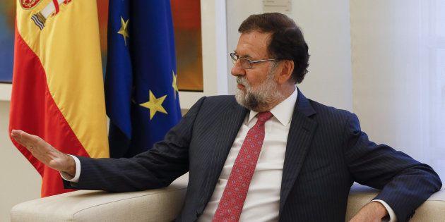 El presidente del Gobierno, Mariano