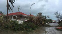 Al menos 8 muertos en la parte francesa de la isla de San Martín (Caribe) por el huracán