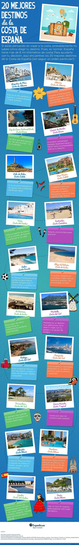 20 playas españolas para darse un baño y hacer planes diferentes