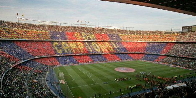 La final de la Copa del Rey se jugará en el Camp Nou el 30 de