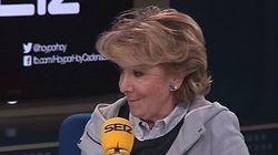 Esperanza Aguirre piropea a Albert Rivera y se erige en freno de