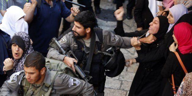La Policía israelí entra en la sensible Explanada de las
