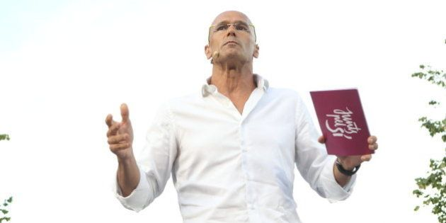 Romeva pide responder en las urnas a un Estado que
