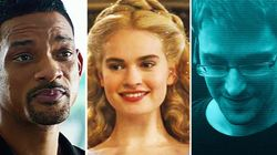 'Cenicienta' comparte cartelera con Will Smith y Edward