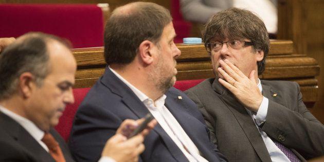 La Fiscalía se querellará contra Puigdemont y el Govern por convocar el