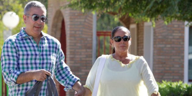 Isabel Pantoja celebrará su cumpleaños en casa