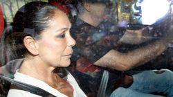 Siete días de permiso más para Isabel Pantoja por motivos de