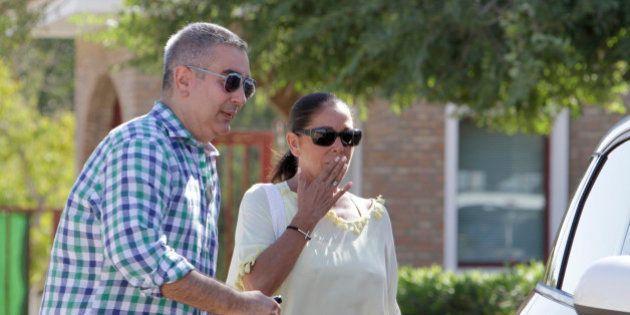 Isabel Pantoja vuelve a la cárcel tras 20 días ingresada por enfermedad