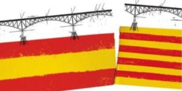 La evolución independentista de Cataluña, del siglo XII a 2017, en varios
