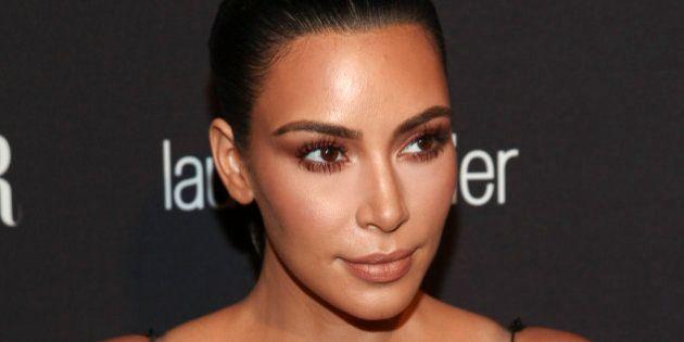 El robo de Kim Kardashian se convierte en disfraz en Estados