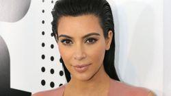 Kim Kardashian, desnuda, embarazada y sin retoques en un 'selfie'