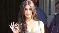 Has visto a Kim Kardashian en muchas portadas, pero NUNCA como en