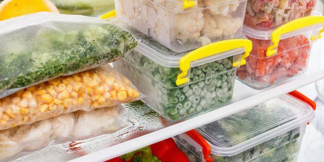 Nueve trucos para guardar las sobras de alimentos en perfecto