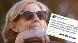 Manuela Carmena responde a 'La Razón' sobre sus