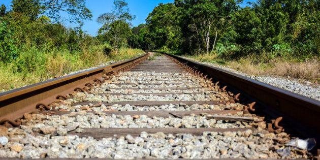 Un tren con rumbo al