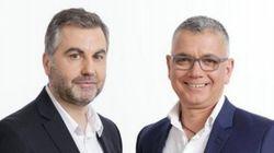 Juan Ramón Lucas y Carlos Alsina, en las mañanas de Onda