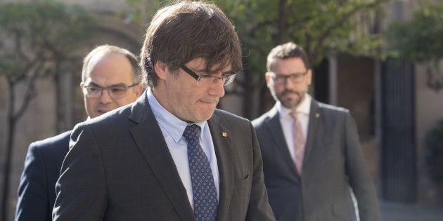 Puigdemont replica: hará el referéndum aunque haya