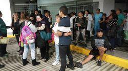 Los vídeos del terremoto de México que te pondrán los pelos de