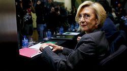 Rosa Díez rechaza dimitir pero convoca un congreso de UPyD tras las