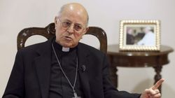 El presidente de los obispos está molesto con la Agencia