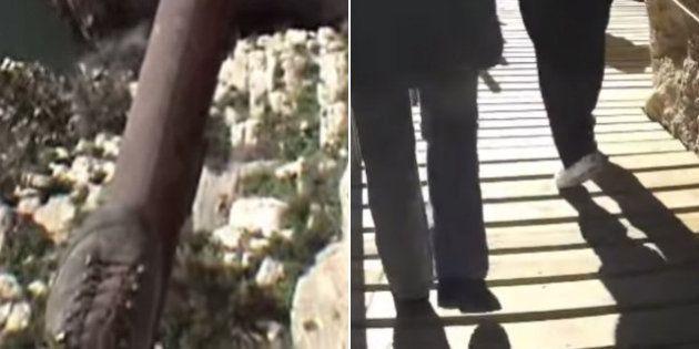 Caminito del rey: así era y así es el sendero más peligroso del mundo
