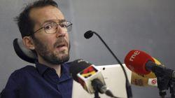 Carta abierta a Pablo Echenique, secretario general de Podemos