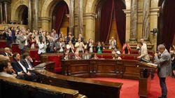 El discurso de Coscubiela que levantó a los diputados de Cs, PSC y