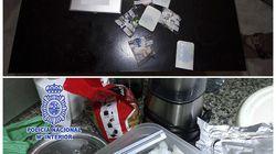 La Policía detiene a 11 narcotraficantes e interviene 10,2 kilos de heroína en el Raval