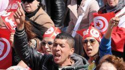 Túnez se echa a la calle contra el terrorismo, con apoyo