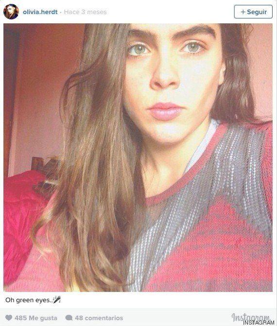 Una adolescente uruguaya, 'gemela' de Cara