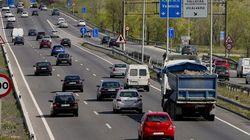 La mitad de muertos en carretera durante la primera fase de Semana