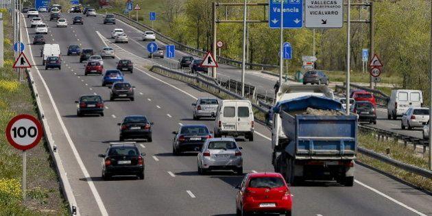 Un 50% menos muertos en carretera durante la primera fase de Semana