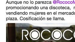Criticas a una discoteca de Madrid por cosificar a las mujeres en su