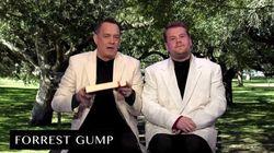 Tom Hanks condensa 27 de sus películas en menos de siete minutos (VÍDEO,