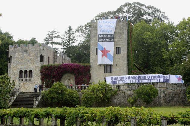 La Fundación Francisco Franco cancela las visitas al Pazo de Meirás
