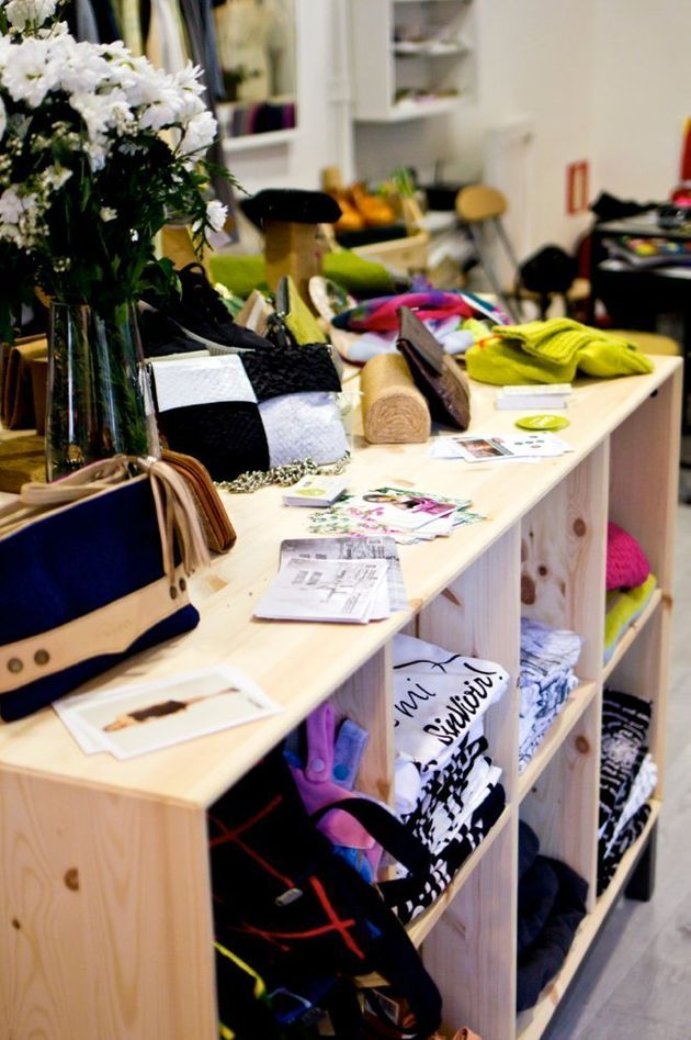 The Circular Project Shop: la primera tienda de ropa sostenible de