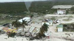 Irma se asoma a Cuba y EEUU, José le sigue de cerca y Katia va hacia