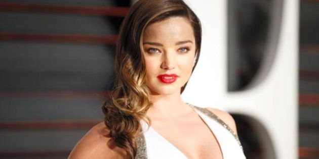Imagen de archivo de la modelo Miranda