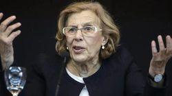 Manuela Carmena, candidata a la alcaldía por Ahora