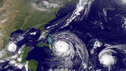 El huracán Irma pierde fuerza tras tocar tierra en