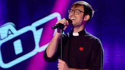 14 datos sobre Damián, el cura 'hipster' que canta como los ángeles en 'La Voz