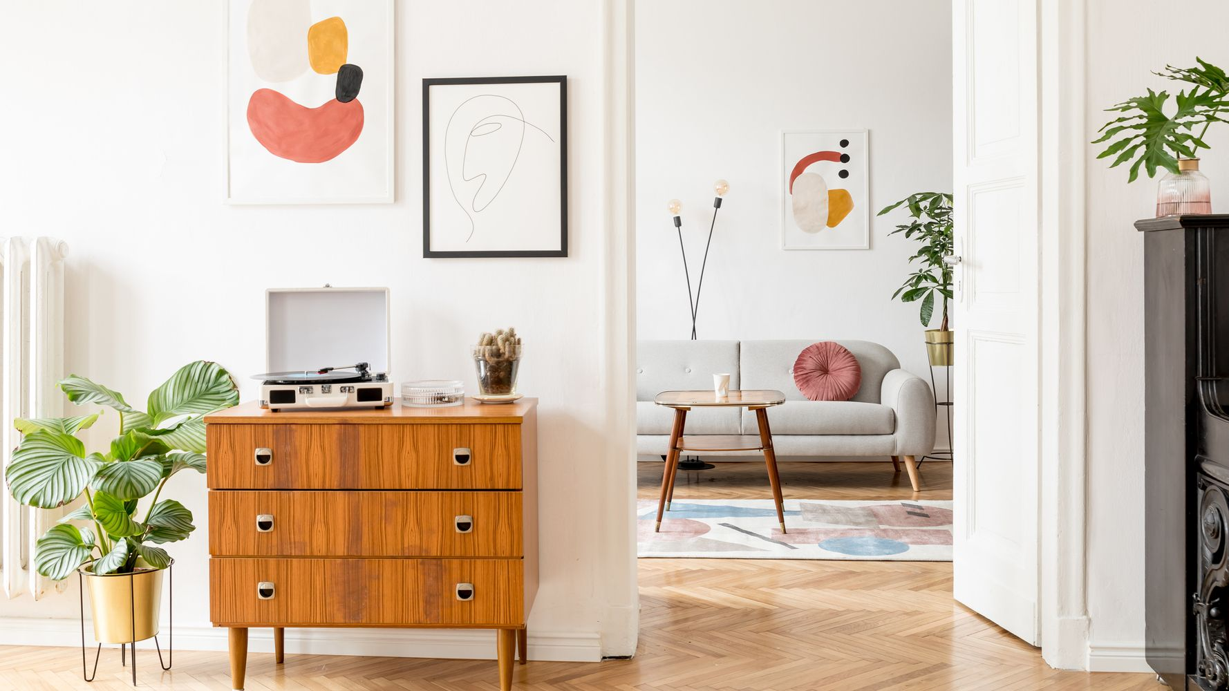 Wondrous 14 Furniture Stores Like West Elm To Buy Mid Century Modern Bralicious Painted Fabric Chair Ideas Braliciousco