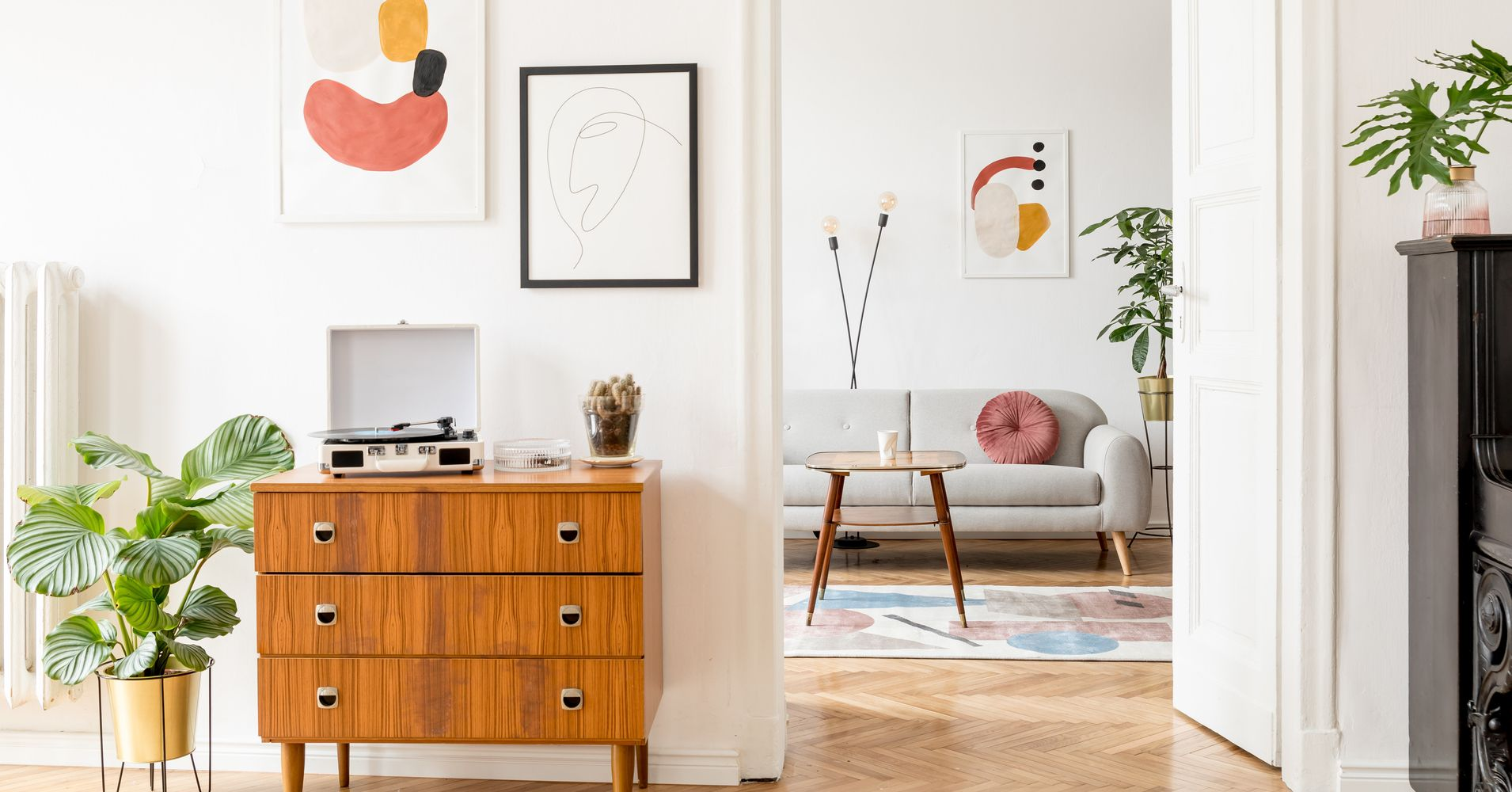 14 furniture stores like west elm to buy mid century modern home decor huffpost life