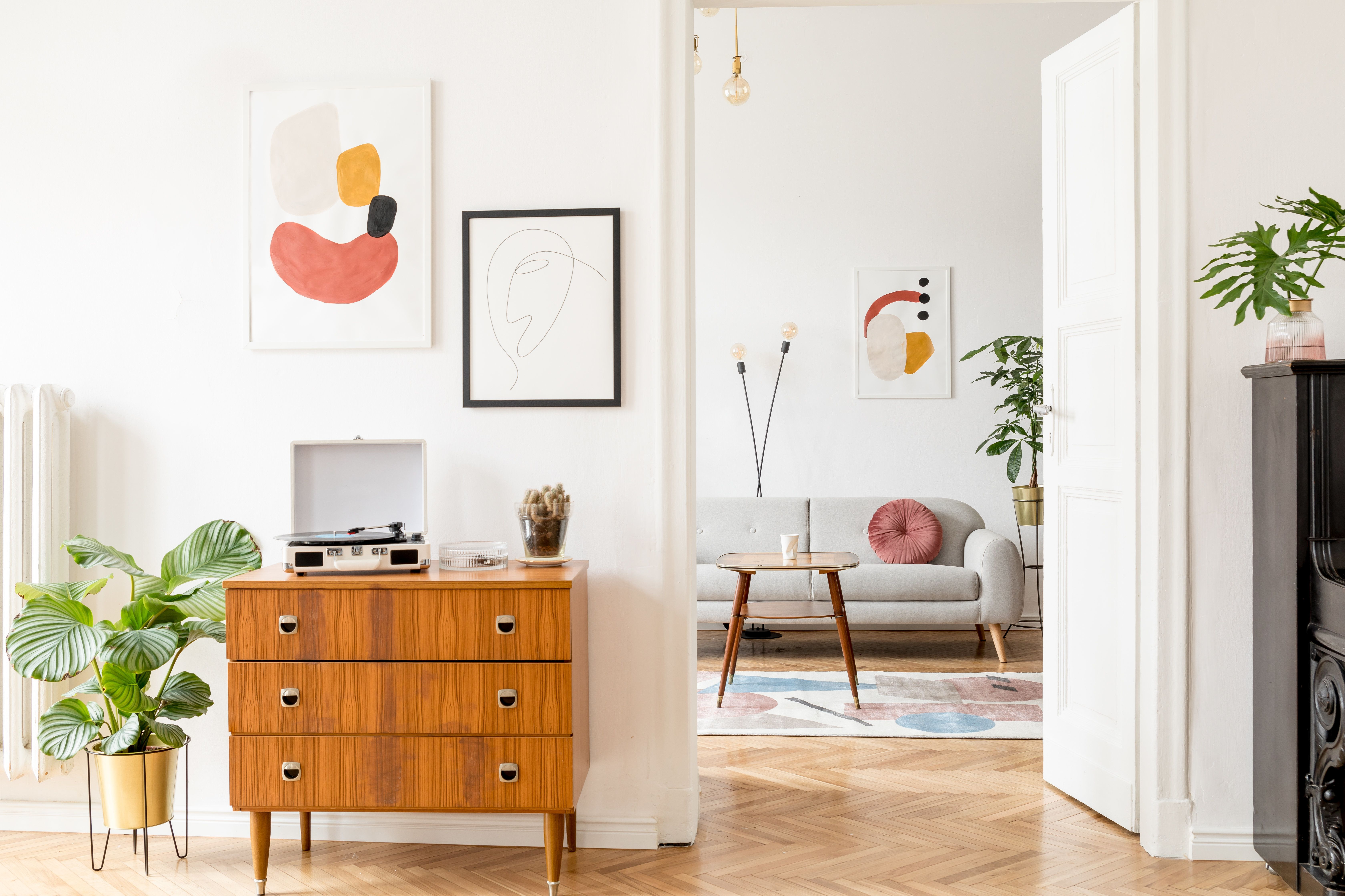14 Furniture Stores Like West Elm To Buy Mid Century Modern Home Decor |  HuffPost Life